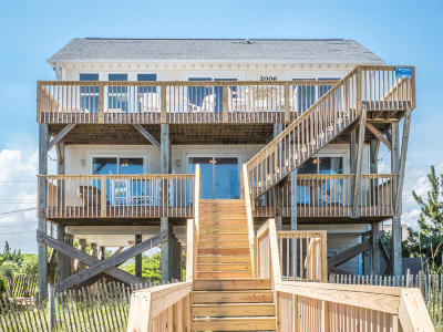 Surf City Single Family Home For Sale: 2006 S Shore Drive