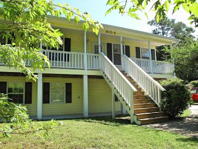 Carolina Beach, Kure Beach Single Family Home For Sale: 604 Sumter Avenue