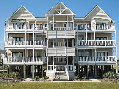 Ocean Isle Beach Condo/Townhouse For Sale: 5 Jan Street #E