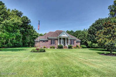 Hampstead Single Family Home For Sale: 702 Baby Doe Circle