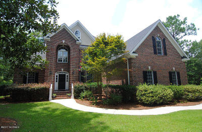 Wilmington Single Family Home For Sale: 6612 Cove Point Drive