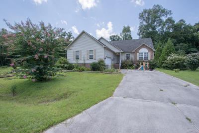 Jacksonville Single Family Home For Sale: 131 Forest Bluff Drive
