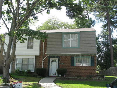Rocky Mount Condo/Townhouse For Sale: 1237 Fairway Terrace