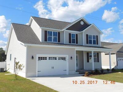 Swansboro Single Family Home For Sale: 213 Echo Ridge Road