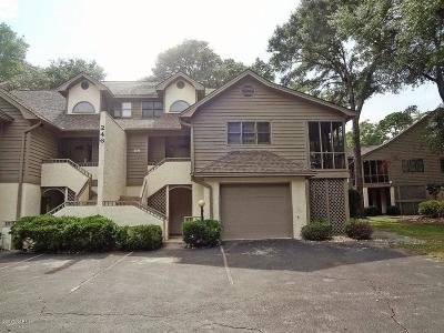 Sunset Beach Condo/Townhouse For Sale: 246 Clubhouse Road #A