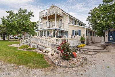 Davis Single Family Home For Sale: 109 Corbett Davis Road