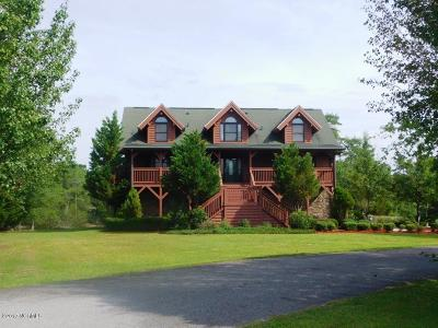 Ash NC Single Family Home For Sale: $369,000