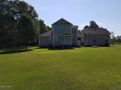 Bolivia Single Family Home For Sale: 348 Harris Swamp Road SE