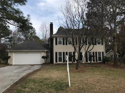 Wilmington Single Family Home For Sale: 2802 Hobart Drive