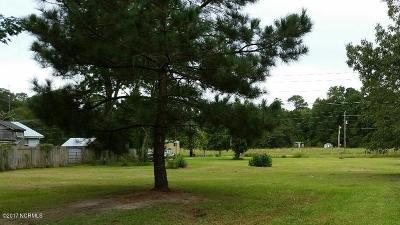 Onslow County Residential Lots & Land For Sale: 823 Sandridge Road