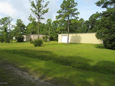 Beaufort Residential Lots & Land For Sale: 190 Jerrys Road