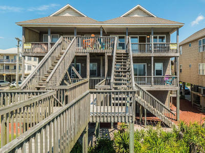 Surf City Condo/Townhouse For Sale: 704 N Shore Drive