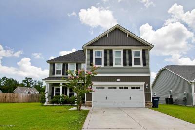 Jacksonville Single Family Home For Sale: 703 Oleander Street