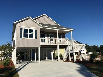 Carolina Beach, Kure Beach Single Family Home For Sale: 819 Kenneth Avenue