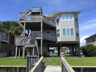 Ocean Isle Beach Single Family Home For Sale: 34 Isle Plaza