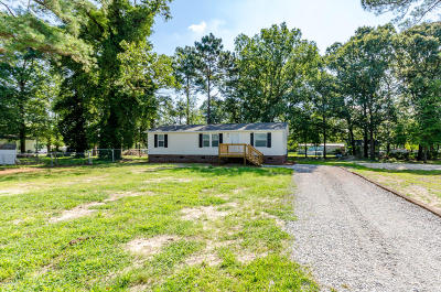 Richlands Manufactured Home For Sale: 505 Greenwood Road