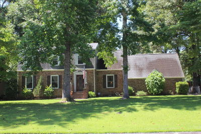 Havelock Single Family Home For Sale: 15 Running Branch Drive