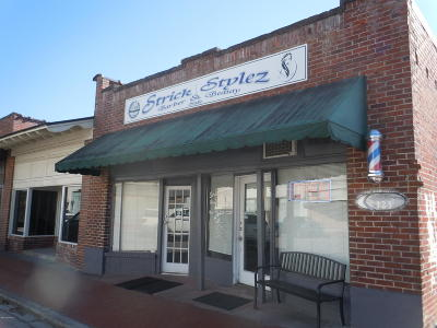 Tabor City Commercial For Sale: 121 W Fifth Street