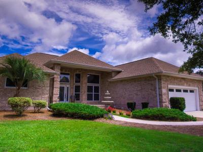 Supply Single Family Home For Sale: 496 Kristen Lane SW