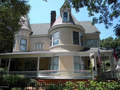 Wilmington Single Family Home For Sale: 412 S 3rd Street