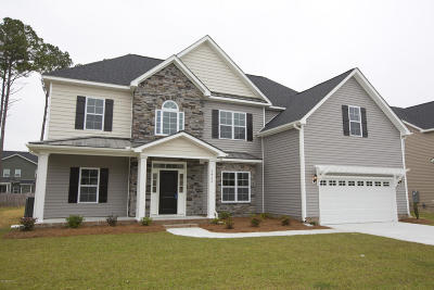 Winterville Single Family Home For Sale: 3429 Flora Drive