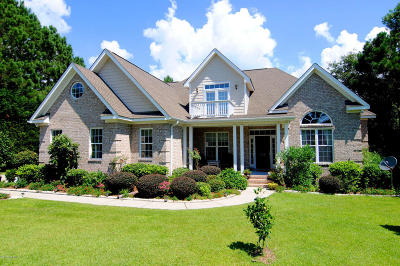 Hampstead Single Family Home For Sale: 231 Crane Point