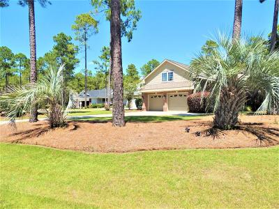 Sunset Beach Single Family Home For Sale: 701 Bermuda Walk