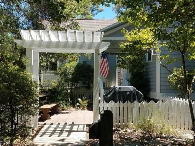 Bald Head Island Single Family Home For Sale: 2002 Palmetto Cove