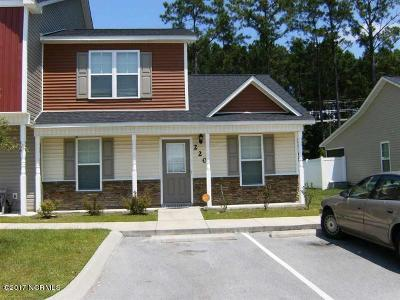 Jacksonville Condo/Townhouse For Sale: 220 Caldwell Loop
