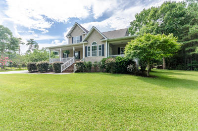 Hampstead Single Family Home For Sale: 103 Wire Grass Way