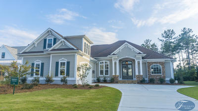 28451 Single Family Home For Sale: 1439 Cape Fear National Drive