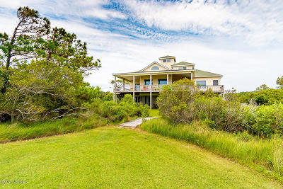 Beaufort Single Family Home For Sale: 426 S Breeze Lane
