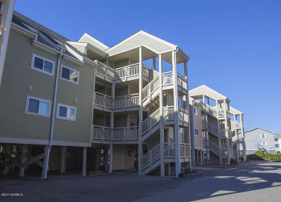 Oak Island Condo/Townhouse For Sale: 1000 Caswell Beach Road #1309