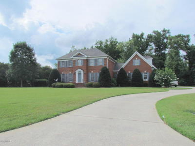 Winterville Single Family Home For Sale: 1702 Jason Court