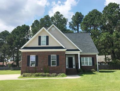 Greenville Single Family Home For Sale: 502 Worth Court