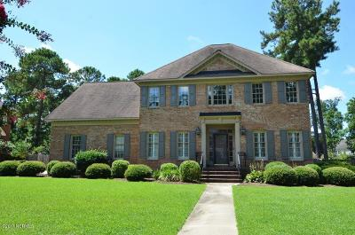 Winterville Single Family Home For Sale: 2112 Royal Drive