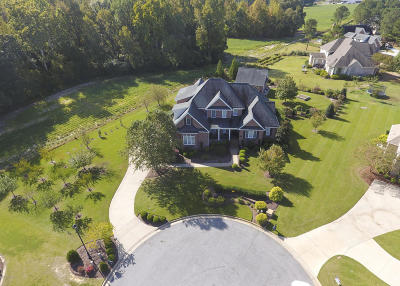 Greenville Single Family Home For Sale: 3600 Fair Oaks Court