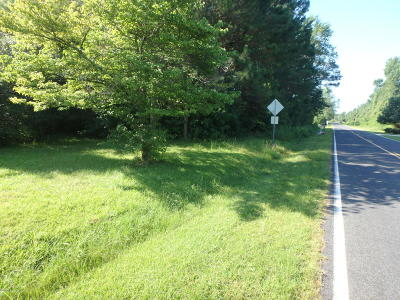 Richlands Residential Lots & Land For Sale: Davis Road