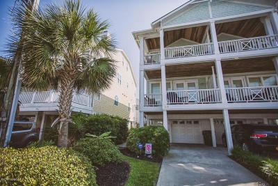 Wrightsville Beach Condo/Townhouse For Sale: 14 E Greensboro Street #B