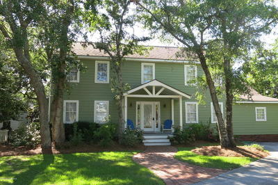 Beaufort Single Family Home For Sale: 107 Island View Drive