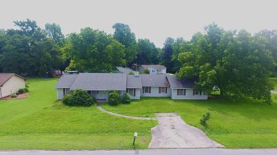 Hubert Single Family Home For Sale: 208 Natalie Lane