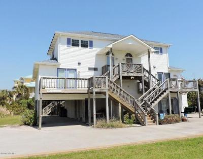 Emerald Isle Condo/Townhouse For Sale: 2602 Emerald Drive #W