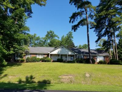 Greenville Single Family Home For Sale: 300 Oxford Road