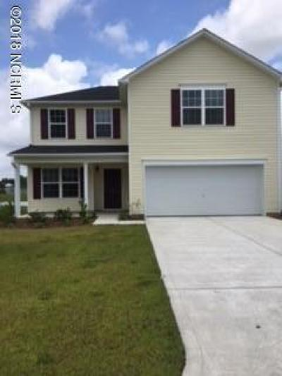 Carolina Shores Single Family Home For Sale: 32 Lighthouse Cove Loop