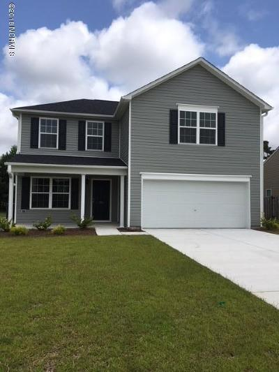 Carolina Shores Single Family Home For Sale: 171 Lighthouse Cove Loop