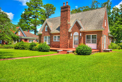 Jacksonville Single Family Home For Sale: 133 Chaney Avenue