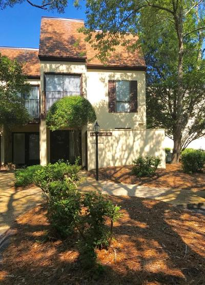 Morehead City Condo/Townhouse For Sale: 171 Drum Inlet