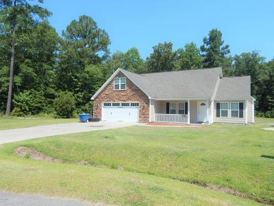 Jacksonville Single Family Home For Sale: 278 Blue Creek Farms Drive