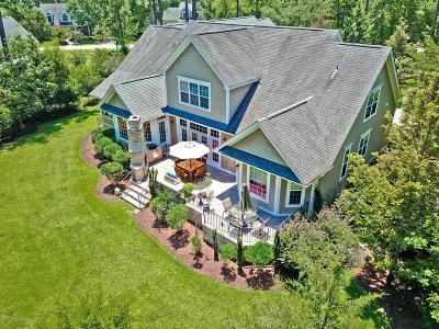 Bolivia Single Family Home For Sale: 585 Riverwood Drive SE