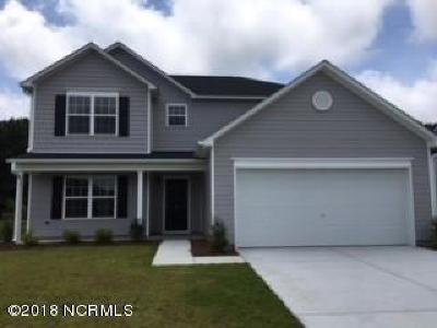 Carolina Shores Single Family Home For Sale: 17 Lighthouse Cove Loop